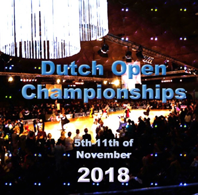 Dutch Open Championships 2018